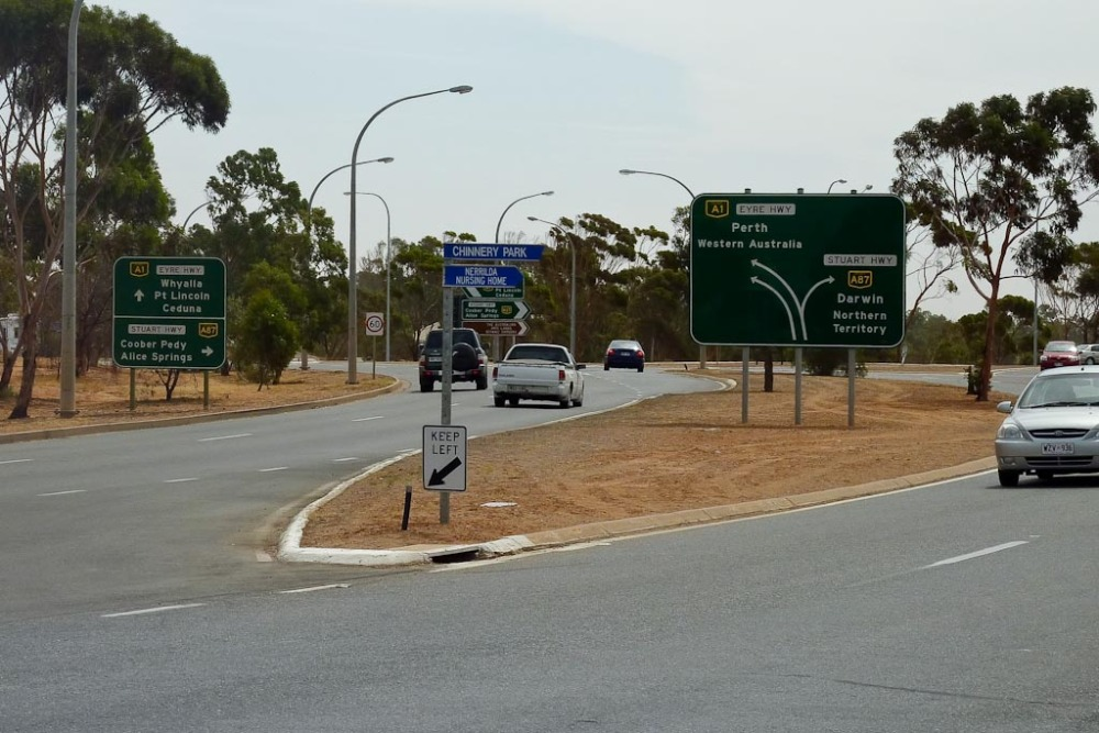 Stuart Highway (4/6)