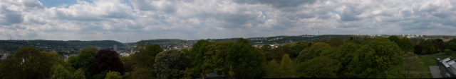 Wuppertal-Panorama